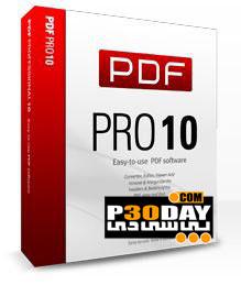 نرم افزار قدرتمند اجرای فایل های PDF با PDF Pro v10.3.0010