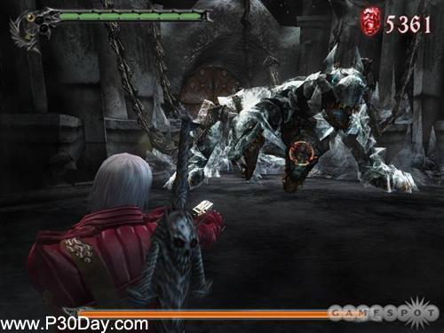 دانلود بازی Devil May Cry 3: Special Edition Portable