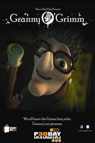 دانلود انیمیشن کوتاه Granny O'Grimm's Sleeping Beauty 2008