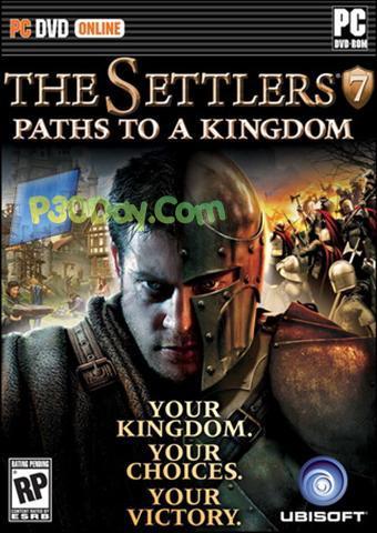 دانلود بازی The Settlers 7: Paths to a Kingdom با لینک مستقیم + کرک