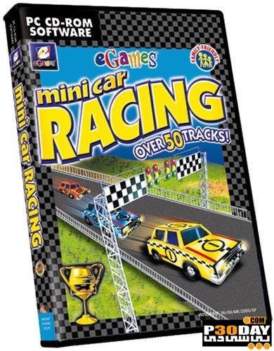دانلود بازی مسابقه ای اتومبیل رانی Mini Car Racing