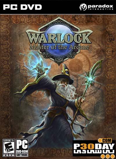 دانلود بازی Warlock Master of the Arcane 2012 + کرک