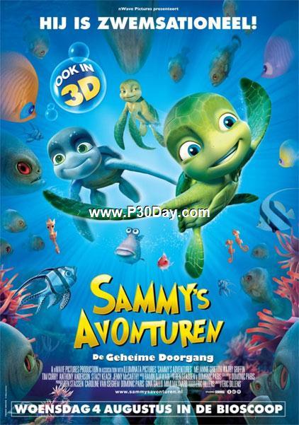 دانلود انیمیشن Sammy's Adventure The Secret Passage 2010