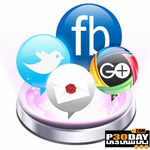 دانلود نرم افزار شبکه های اجتماعی Social Pro 2.0.2