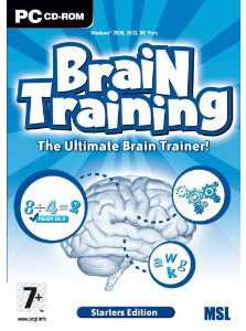دانلود بازی تقویت هوش و حافظه Brain Training Starters