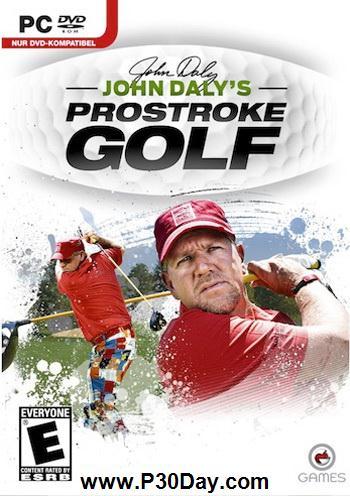 دانلود بازی گلف John Daly's ProStroke Golf 2010 + کرک