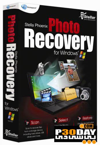 نرم افزار قدرتمند بازیابی تصاویر Stellar Phoenix Photo Recovery 5.0.0.0