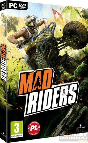 دانلود بازی  Mad Riders 2012 با لینک مستقیم + کرک