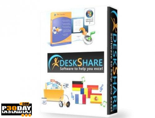 دانلود Deskshare Text Speaker 3.29 - برنامه خواندن متن های نوشتاری