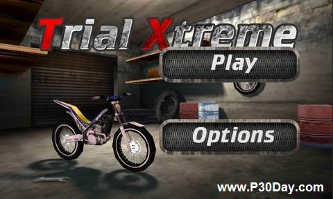 بازی موتورسوازی موبایل آندروید Trial Xtreme v1.1