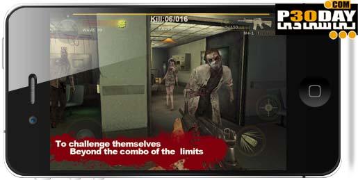 دانلود بازی فوق العاده زیبا و اکشن Walking Dead: Prologue v1.0.0 آیفون
