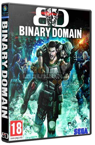 دانلود بازی Binary Domain 2012 با لینک مستقیم + کرک