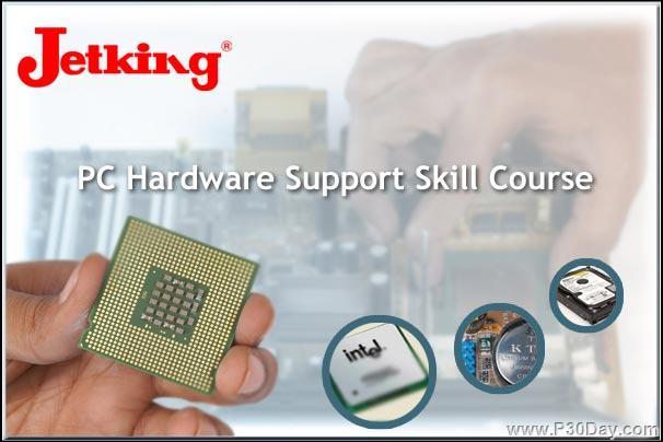 فیلم آمورش مهارت های سخت افزاری کامپیوتر Jetking PC Hardware Support Skills