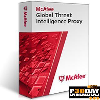 برقرار ارتباط امن کاربران McAfee با نرم افزار McAfee GTI Proxy v1.1