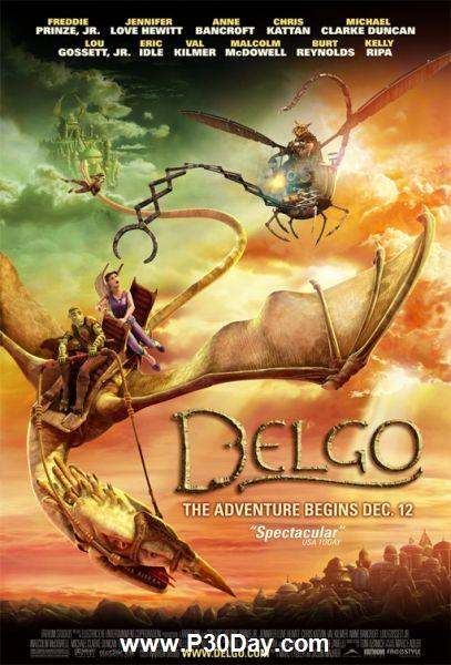 دانلود انیمیشن بسیار زیبای Delgo 2008 با لینک مستقیم