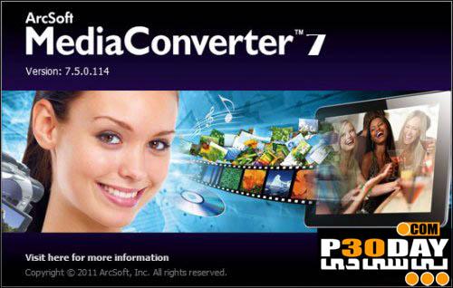 دانلود نرم افزار مبدل مالتی مدیا ArcSoft MediaConverter 8.0.0.16