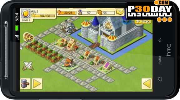 دانلود بازی جذاب و زیبای امپراطوری Miracle Empire آندروید