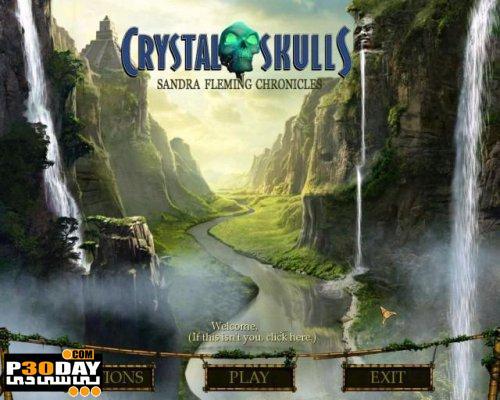 دانلود بازی Sandra Fleming Chronicles: Crystal Skulls Final Portable