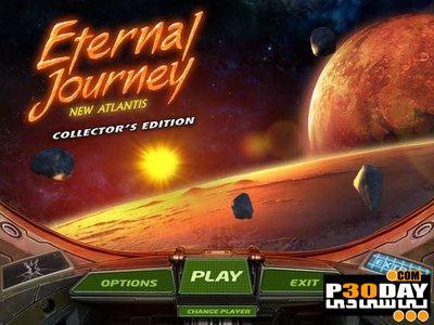 دانلود بازی هیجانی Eternal Journey: New Atlantis Collector's Edition