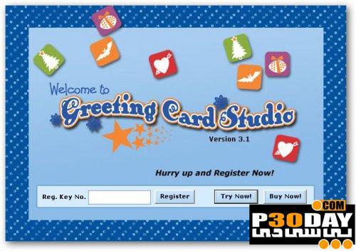 دانلود برنامه طراحی کارت پستال  WebSmartz Greeting Card Studio 3.1