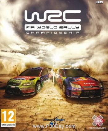 دانلود بازی رالی WRC FIA World Rally Championship 2010 + کرک