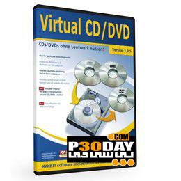نرم افزار ساخت درایور مجازی MakBit Virtual CD-DVD v1.9.5