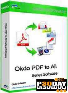 دانلود نرم افزار مبدل PDF با Okdo Pdf to All Converter Professional 4.5