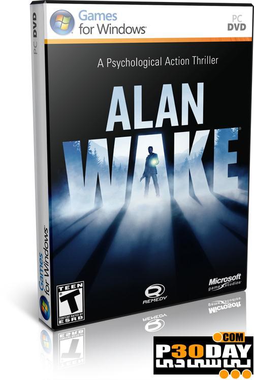 دانلود بازی Alan Wake 2012 با لینک مستقیم + کرک