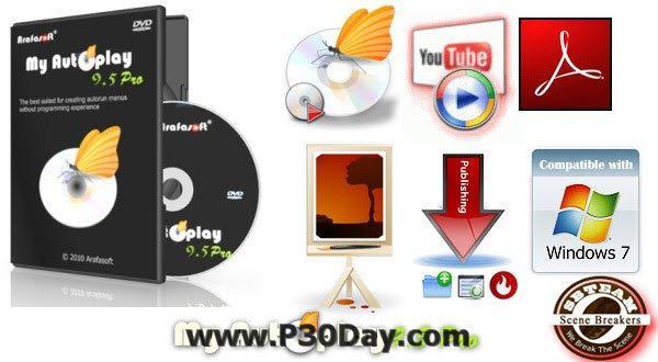 ساختن اتوران حرفه ای My Autoplay Professional v9.59 Build 15052011D