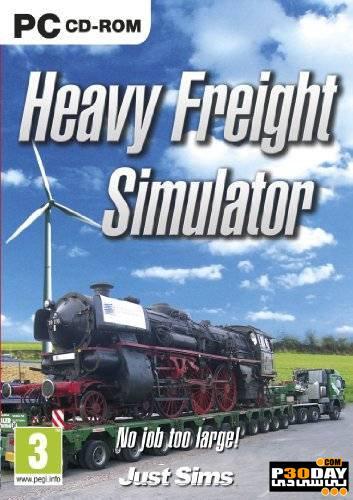 دانلود بازی شبیه ساز حمل و نقل های سنگین Heavy Freight Simulator