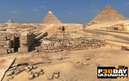 دانلود Great Pyramids 3D Screensaver and Animated Wallpaper v1.0.0.1