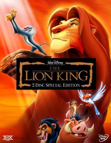 دانلود کارتون معروف شیر شاه The Lion King + زیرنویس فارسی