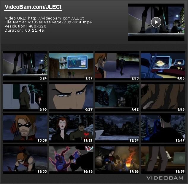دانلود انیمیشن سریالی Young Justice فصل دوم