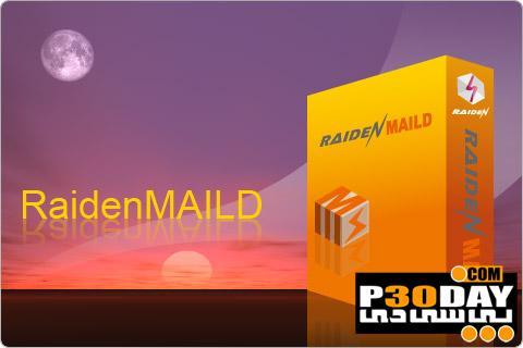 راه اندازی میل سرور قدرتمند با Raiden RaidenMAILD 1.9.17.9