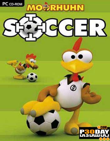 دانلود بازی کم حجم Crazy Chicken Soccer Portable 2011