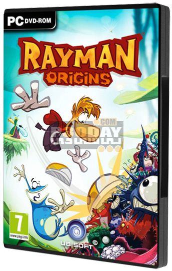 دانلود بازی Rayman Origins 2012 با لینک مستقیم + کرک