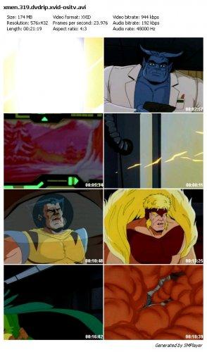 دانلود کارتون زیبای X-Men فصل سوم بصورت کامل ( 19 قسمت )