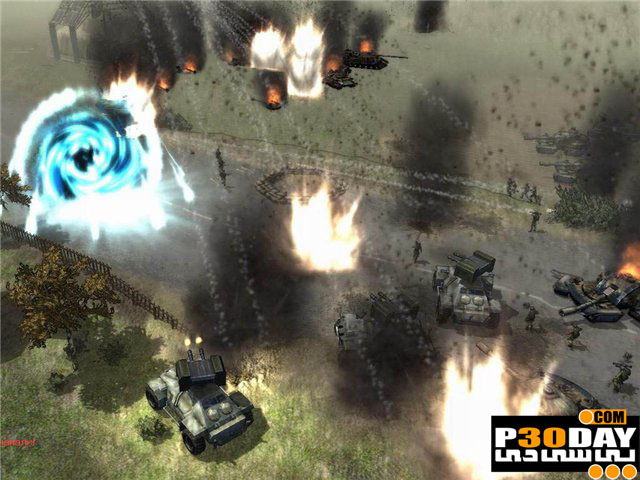دانلود بازی Chronostorm: Siberian Strike 2011 + کرک