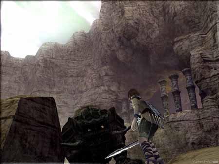 دانلود بازی سایه کلوسوس و نبرد با غولها Shadow of The Colossus V.1.2