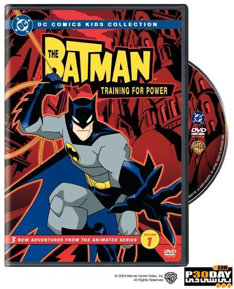 دانلود فصل اول انیمیشن The Batman 2004–2008 بصورت کامل ( 13 قسمت)