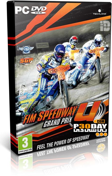 دانلود بازی FIM Speedway Grand Prix 4 - 2011 + کرک