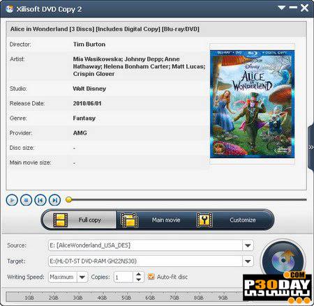 دانلود نرم افزار قدرتمند کپی DVD با Xilisoft DVD Copy 2.0.1.0112