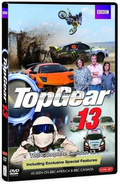 دانلود فصل سیزدهم مستند تخت گاز Top Gear Season 13 – 2009