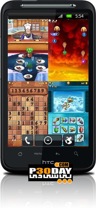 دانلود مجموعه 101 بازی جدید برای گوشی موبایل آندروید