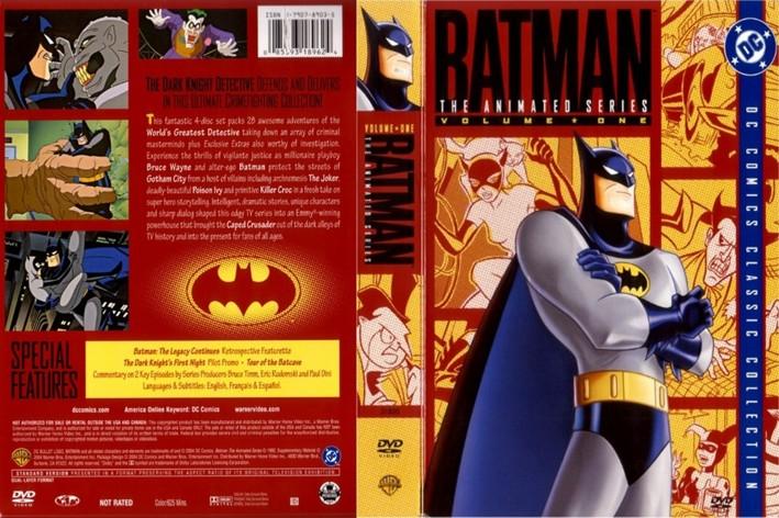 دانلود فصل اول انیمیشن Batman قسمت سوم ( 20 قسمت- قسمت های 41-60 )