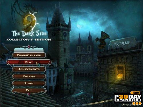 دانلود بازی اشیا پنهان 9: The Dark Side Collector's Edition Final