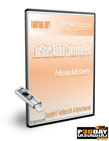 مبدل قدرتمند فایلهای صوتی FairStars Audio Converter Pro 1.51 Portable
