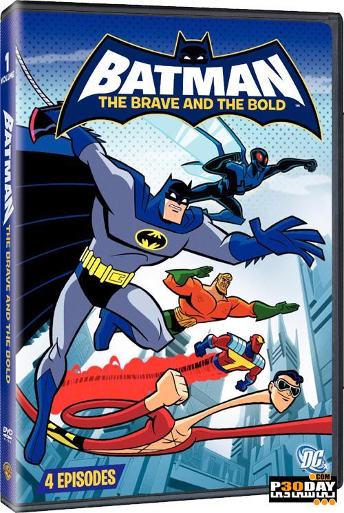 دانلود فصل چهارم انیمیشن The Batman 2004–2008 بصورت کامل ( 13 قسمت)