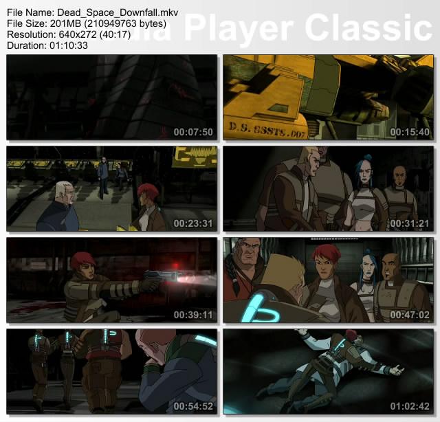 دانلود انیمیشن Dead Space Downfall 2008