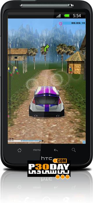 دانلود بازی هیجان انگیز رالی Championship Rally 2012 آندروید